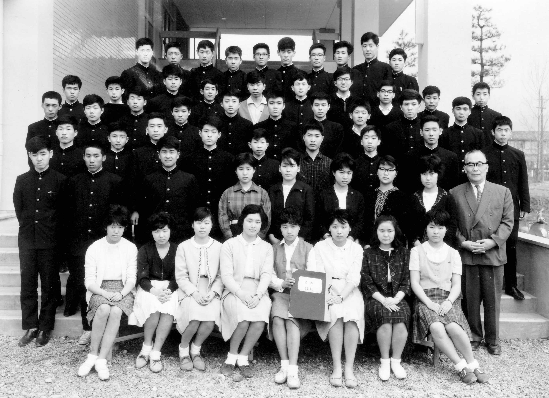 同志社39会 | 1962年2C駒井先生...